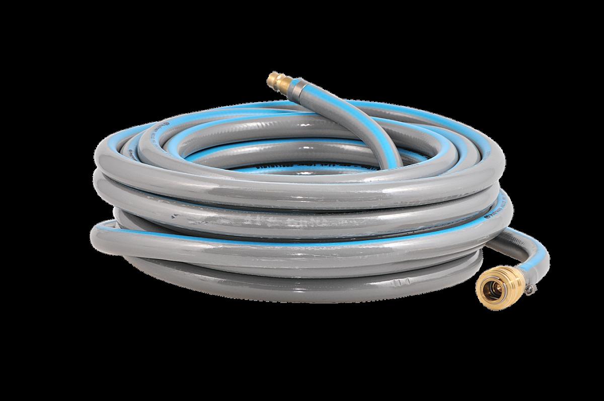 "SUPER ELASTIC Vzduchová hadice 1/4"" (6x12mm), délka 10m, s rychlospojkami Nářadí 1Kg INR84061014"