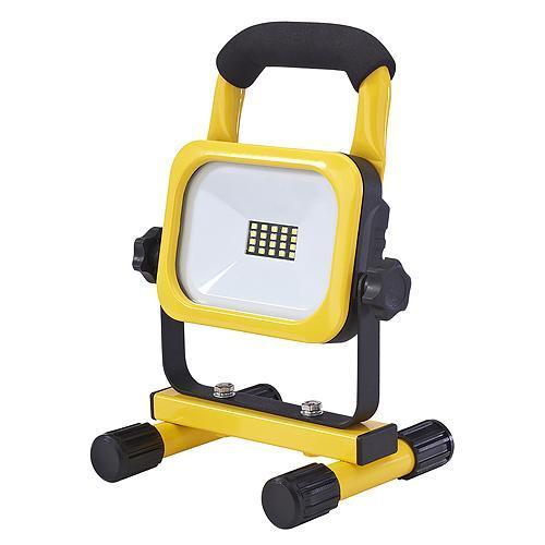 STREND WORK LIGH Aku Reflektor SMD LED 10 W se stojánkem 800 lm 4000k, přenosný, 3h