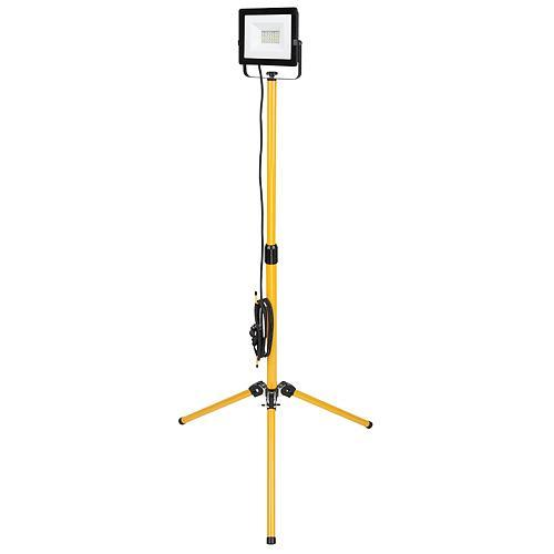 STREND PRO Worklight BL2-E1, SMD LED Reflektor 30W, 2400 lm, se stojanem tripod Nářadí 3.25Kg tr2171597