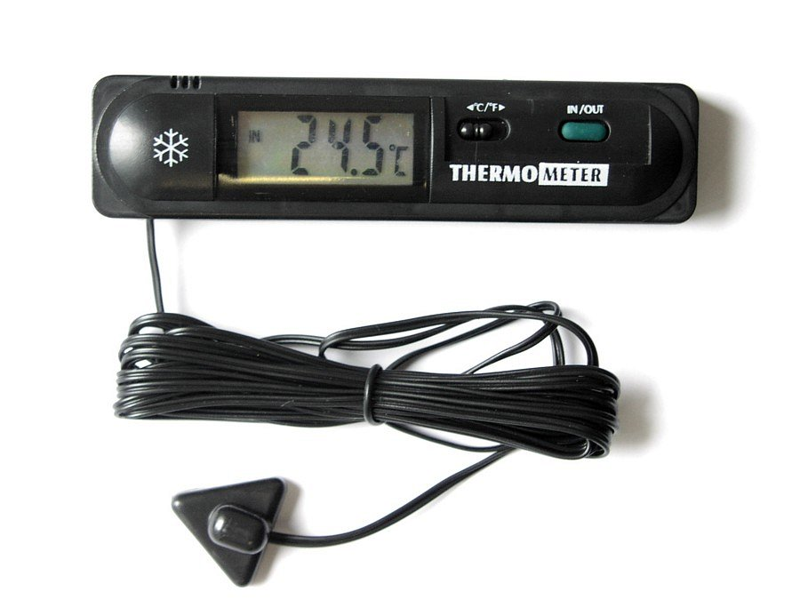 Teploměr dig. IN/OUT STANDARD